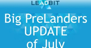 Big PreLanders Update in July