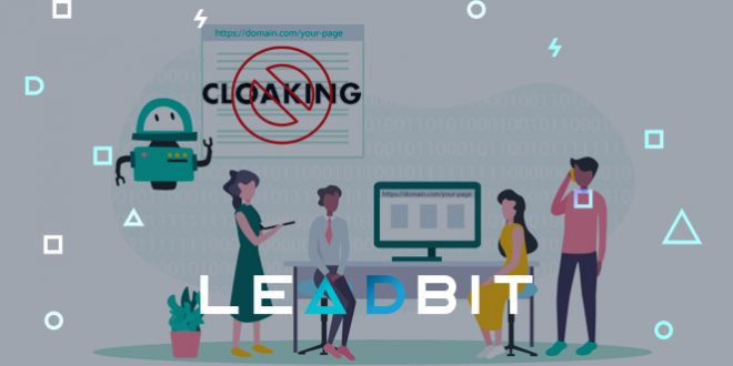Affiliate cloaking