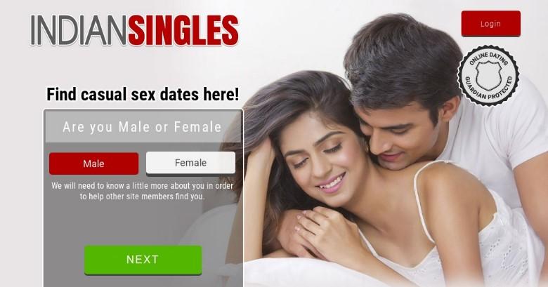 Indian dating login