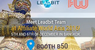 Leadbit Team at AWA 2016