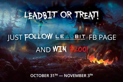 Leadbit or treat