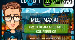 Meet Leadbit Team at Amsterdam