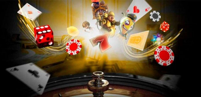 Online gambling covers several areas