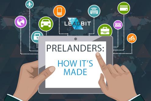 Pre-landers