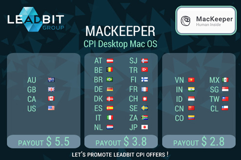 Promote CPI Leadbit offers
