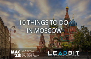 TOP 10 where to go in Moscow